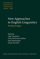 Omslag - New Approaches to English Linguistics