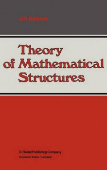 Theory of Mathematical Structures av Jiri Adamek (Innbundet)