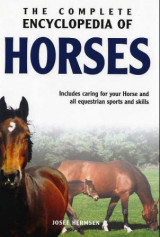 Omslag - The complete encyclopedia of horses