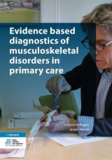 Omslag - Evidence Based Diagnostics of Musculoskeletal Disorders in Primary Care