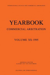 Yearbook Commercial Arbitration: Volume XX - 1995 av Albert Jan van den Berg (Heftet)