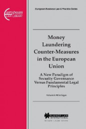 Money Laundering Counter-Measures in the European Union av Valsamis Mitsilegas (Innbundet)