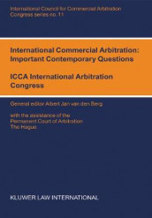 International Commercial Abritation: Important Contemporary Questions av Albert Jan van den Berg (Heftet)