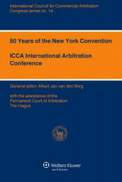 50 Years of the New York Convention av Albert Jan van den Berg (Heftet)