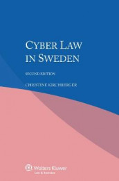Cyber Law in Sweden av Christine Kirchberger (Heftet)