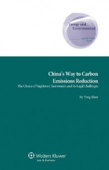 China's Way to Carbon Emissions Reduction av Shen (Innbundet)