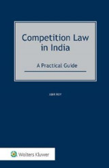 Omslag - Competition Law in India
