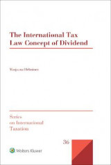 Omslag - The International Tax Law Concept of Dividend