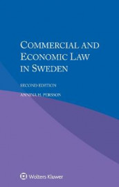 Commercial and Economic Law in Sweden av Annina H. Persson (Heftet)