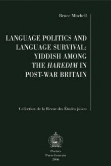 Language Politics and Language Survival av Bruce Mitchell (Heftet)