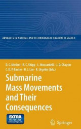 Omslag - Submarine Mass Movements and Their Consequences