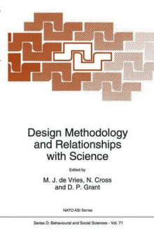 Design Methodology and Relationships with Science av Nigel Cross (Heftet)