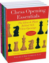 Omslag - Chess Opening Essentials: the Complete Series
