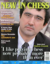Omslag - New in Chess Magazine 2012/1