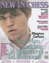 Omslag - New in Chess, the Magazine 2012/5