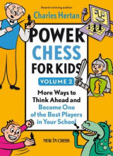 Omslag - Power Chess for Kids, Volume 2