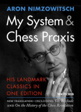 Omslag - My System & Chess Praxis