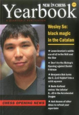 Omslag - New in Chess Yearbook 124