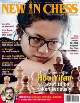 Omslag - New in Chess Magazine 2017/6