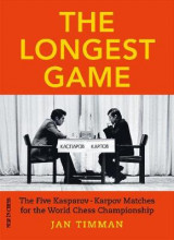 Omslag - The Longest Game