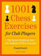 Omslag - 1001 Chess Exercises for Club Players