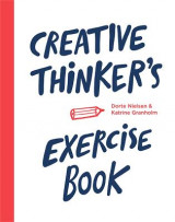Omslag - Creative Thinker's Exercise Book