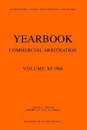Yearbook Commercial Arbitration Volume XI - 1986 av Albert Jan van den Berg (Heftet)