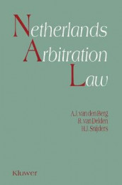 Netherlands Arbitration Law av R. Van Delden og Albert Jan van den Berg (Heftet)