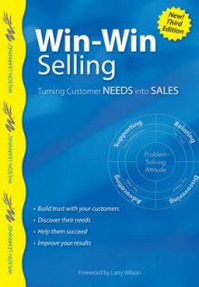 Win-Win Selling av Wilson Learning Library og Larry Wilson (Heftet)