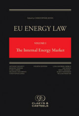 Omslag - EU Energy Law, Volume 1: The Internal Energy Market