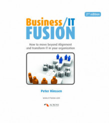 Business/it Fusion av Peter Hinssen (Heftet)