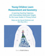 Omslag - Young Children Learn Measurement and Geometry