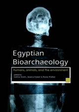 Omslag - Egyptian Bioarchaeology