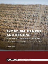 Omslag - Exorcism, Illness and Demons in an Ancient Near Eastern Context