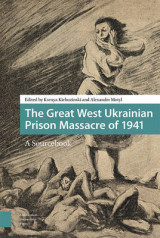 Omslag - The Great West Ukrainian Prison Massacre of 1941