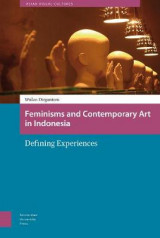 Omslag - Feminisms and Contemporary Art in Indonesia
