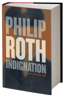 Indignation av Philip Roth (Innbundet)