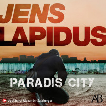 Paradis City av Jens Lapidus (Lydbok MP3-CD)