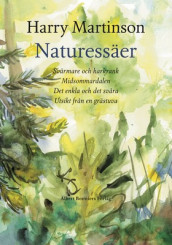 Naturessäer av Harry Martinson (Innbundet)