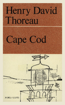 Cape Cod av Henry David Thoreau (Heftet)