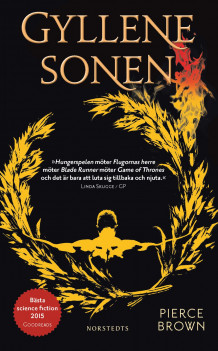 Gyllene sonen av Pierce Brown (Heftet)