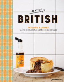 Best of British : Taylors & Jones av Gareth Jones, Kristian Moren og Daniel Taube (Innbundet)
