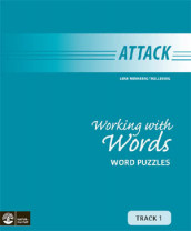 Working with words : word puzzles Track 1 av  Lena Wennberg Trolleberg (Heftet)