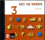 Omslag - Get in Shape! 3 Lärar-cd