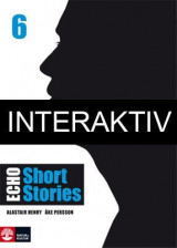 Omslag - Echo 6 Short Stories Elevbok Interaktiv