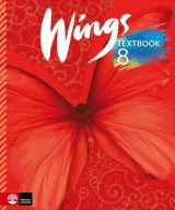Omslag - Wings 8 Textbook