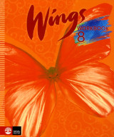 Omslag - Wings 8 Workbook