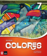 Omslag - Colores 7 Textbok