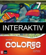 Omslag - Colores 7 Textbok Interaktiv
