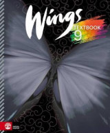 Omslag - Wings 9 Textbook, inkl ljudfiler